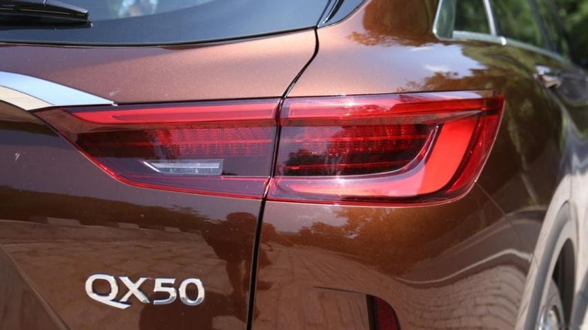 细节才是重点 深度自驾体验英菲尼迪QX50
