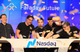法拉第未来(FF)在美股登陆 贾跃亭欠的钱能还了?