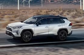 自驾越野无压力,日系四驱城市SUV推荐,都是实力派