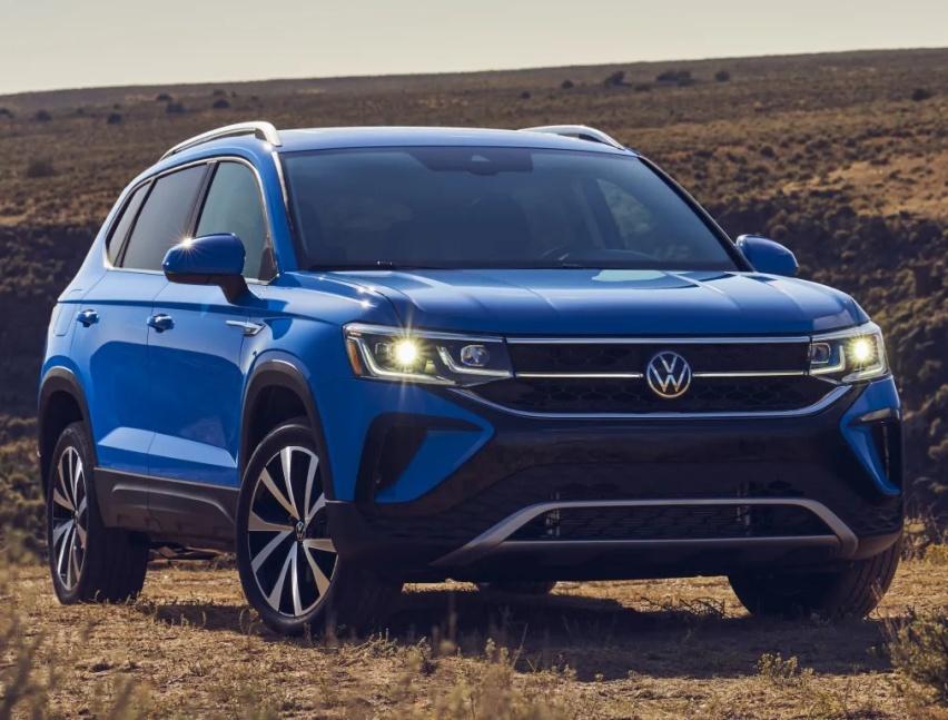 """会成为大众下一个""""爆款""""SUV吗?大众Taos官图发布"""