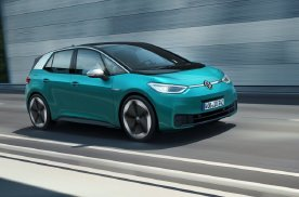 欧洲10月电动车销量冠军易主 ID.3赢了Model 3