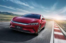 中国新能源汽车首创:比亚迪汉搭载博世IPB智能集成制动系统