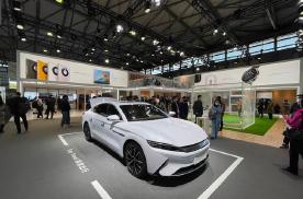 搭华为HiCar系统,比亚迪汉成为全球首款华为5G技术量产车