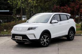 膨胀了!雷丁小型电动SUV野马EC60卖26万元有人买吗?