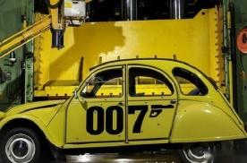 詹姆斯邦德007电影结缘的经典座驾