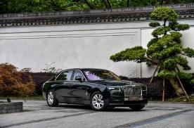 劳斯莱斯汽车携手福邸·国际,共迎第三届国际坐坐节