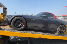 曾颖卓赛道试驾本田S2000,走下神坛只因新能源?