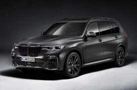 雄赳赳气昂昂的荷尔蒙,这辆BMW X7暗影版是不是超撩人