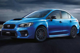 专供澳大利亚市场,配置全面升级,斯巴鲁WRX告别版车型