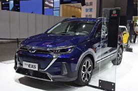 都叫EX5,北汽新能源对标造车新势力威马,输了还是赢了?