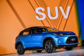 补贴后15.98-17.98万,广本首款纯电动SUV VE-