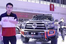 2020北京车展丨长城炮EV与多款特别版亮相