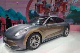 """欧拉""""闪电猫""""上海车展全球首发 专为女性打造的超跑"""
