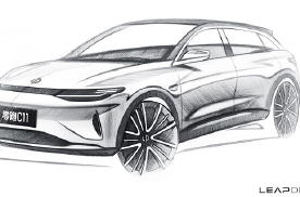 抢先体验零跑汽车C11,20万元不到就能买到的中型纯电SUV
