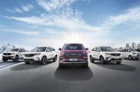 江铃福特乘用车家族联袂亮相上海车展,款款都引领同级市场!