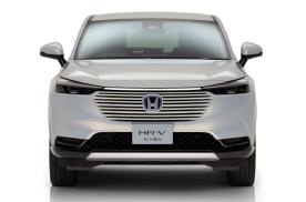 本田发布全新HR-V,外观设计大改,能否继续大卖?