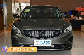 搭载1.5T涡轮增压发动机+电动机 新款吉利博瑞上市