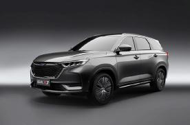 长安欧尚X7首月销量破万后,纯电动车型来了