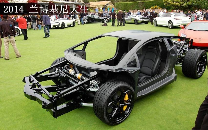 碳纤维单体壳对比管阵式车架,最昂贵的车架长什么样