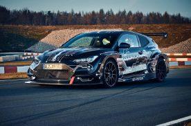电气化造就极致性能,现代RM20e纯电动赛车发布