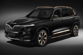 越南豪华SUV,基于宝马X5打造,通用6.2V8发动机
