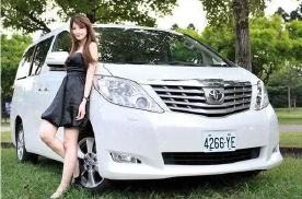 娱乐圈公认的4大美女,个个貌美如仙,座驾一个比一个豪华!