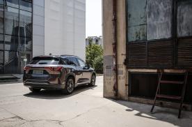 智行实验室|一脚电门下去,蔚来ES6让你忘掉它是个中型SUV