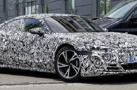 奥迪e-tron GT最新消息曝光 将2021年量产上市