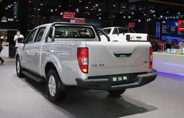 《【华宇app注册】全新江铃宝典于2020成都车展正式发布 预售价为8.48-1》