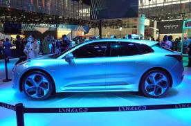北京车展:领克纯电SUV概念车ZERO CONCEPT亮相