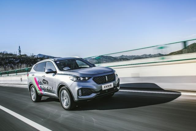"""毛遂自荐!自驾汽车新标准,WEY VV6""""自述""""三大点"""