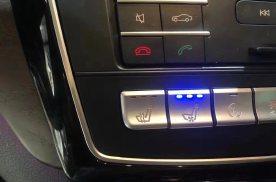 2018款奔驰GLE原厂升级通风座椅