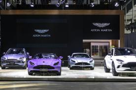 阿斯顿·马丁携DB家族登陆2020年广州国际车展