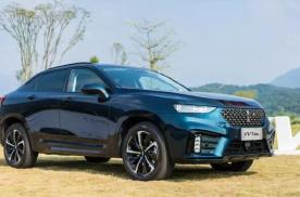 打造属于中国品牌高端轿跑SUV 试驾WEY VV7 GT