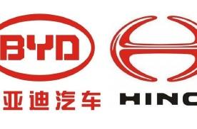 比亚迪携手日野,合资开发纯电动商用车