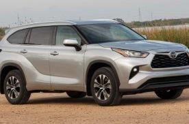 全新一汽丰田汉兰达白车身已下线 有望11月首发