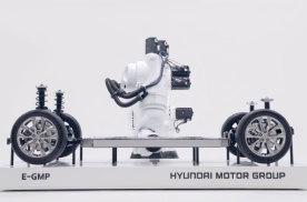 全面解读现代汽车全新电动汽车专用平台E-GMP
