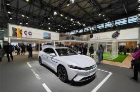 涵盖各类应用,今年预装五百万,比亚迪汉将搭载华为HiCar