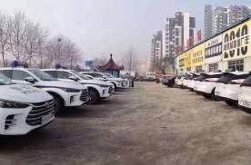 中国警车越来越多用上了国产车!这几款见到的最多,你的城市有吗
