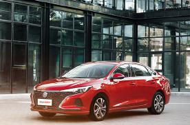 7.29万起售,长安逸动PLUS正式上市,5款车型该怎么选?
