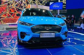 2020北京车展:福特全球首款纯电SUV Mustang M