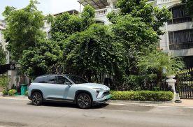 ES6车主表示,蔚来的服务超越豪华品牌