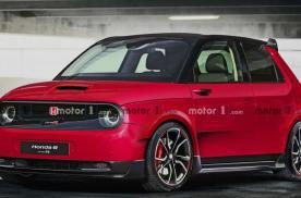 本田首款纯电动性能车有可能基于本田e打造