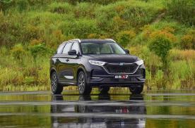 长安欧尚X7:少花钱多办事,7万7就能买到有里有面SUV