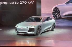 保时捷同平台 奥迪A6 e-tron量产版将于2023年投产