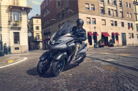 雅马哈Tricity 300正式上市 售价约合人民币6.6万