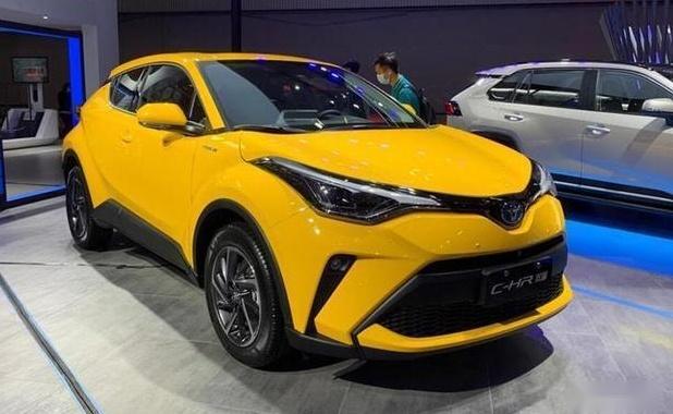丰田销量最差TNGA车型,加持双擎后,奕泽和C-HR能崛起?