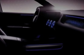 奔驰EQA内饰效果图发布 将于1月20日亮相