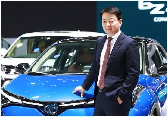 """胡绍航的数字化舞步和一汽丰田的""""百千亿"""""""
