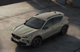 RS3同款发动机,390马力的怪兽,西雅特发布新款Cupra